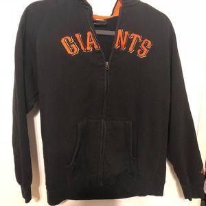 Giants Sweater!🧡🖤